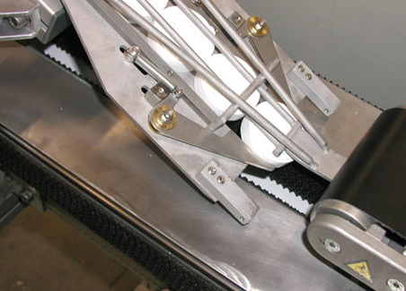 Automatische inline dop montagemachine